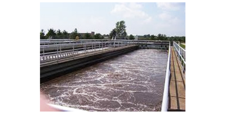 waste water treatment plant operation